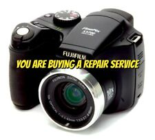 FUJI FinePix S5700 REPAIR SERVICE for your Digital Camera w/60 Day Warranty
