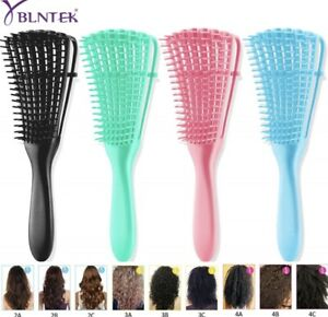 Hair Brush Scalp Massage Hair Comb Detangling Brush for Curly Hair Brush Detangl