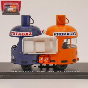 ixo 1:43 RENAULT 1400 KG BUTAGAZ Hachette Collections Metal Toy Car Model