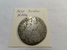 O231 Sweden 1690 Mark