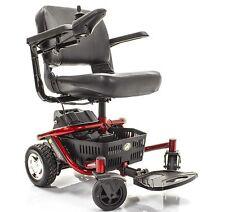 LITERIDER ENVY Travel Electric Mobility Powerchair Golden Technologies GP162