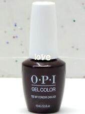 Opi Gelcolor Nuevo Esmalte de Uñas de Gel Gc P41- Sí My Condor Can-Do