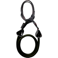Perfect Fitness Attached Loop Band - Ultra Heavy Resistance (40 lbs) - Black