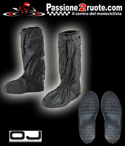 Shoecovers Waterproof OJ R012 And Plus Piaggio Xevo X8 X9 Zip Fly Hexagon