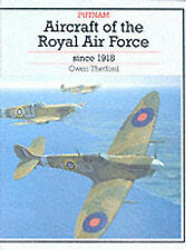 Aircraft of the Royal Air Force Since 1918 by Owen Thetford HC RAF R.A.F Planes