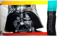 Vintage 1997 Star Wars Pillow Case Darth Vader C-3PO  Standard Sz