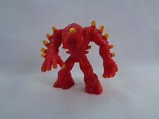 Gormiti Giochi Preziosi PVC Action Figure Red / Yellow # 3