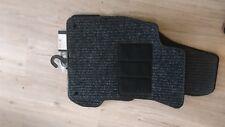 Fußmatten schwarz gekettelt Audi A4 B6+B7 S4 8E Bj.00-08 4tlg. m.Halter #107