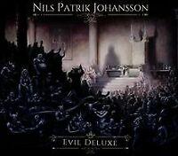 Evil Deluxe (Digipak) von Nils Patrik Johansson   CD   Zustand gut