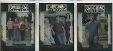 Jericho Season 1 Complete Coming Home Boxloader Chase Card Set CH1-3