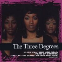 """THREE DEGREES """"COLLECTIONS-BEST OF"""" CD NEW"""