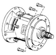 Bell Amp Gossett 189034lf Lead Free Bearing Assembly For Series 100 In Bronz