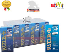 Ultra Slim Rizla Filtro di 5,7 mm Da 20 scatole da 120 filtri
