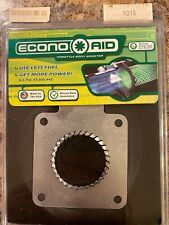 Airaid Econo Aid Throttle Body Booster Fits Jeep 91-02 Wrangler Cherokee 2.5L