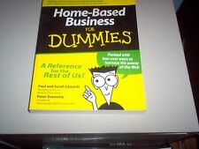 """Home-Based Business For Dummies"" -paperback"