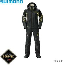 SHIMANO NEXUS Gore-Tex Rain Suits SET EX RA-119R Black M/L/XL Japan EMS NEW