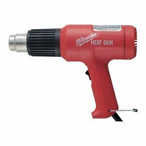 Milwaukee 8975-6 120V AC Dual Temperature Heat Gun, NEW