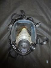 British Military Army Fire Service Space Sci-Fi Vision 3 Safety Mask Respirator