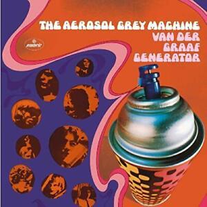 Van Der Graaf Generator-Aerosol Grey Machine 50Th Ann CD NEU