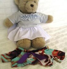 Teddy Bear Clothes, Handmade Leah Set of 2 Tops & Skirt