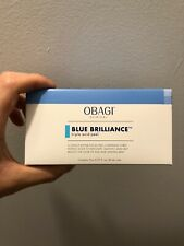 Obagi Blue Brilliance Triple Acid Peel (Four .27oz vials) Nwb