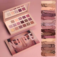 HUDA BEAUTY 'The New Nude' Eyeshadow Palette 18 Colors AUTHENTIC 2020 Model AU