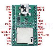 U-disk Audio Player TF Card Voice Module MP3 Sound Module JQ650-28P for Arduino