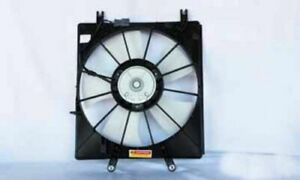 TYC 600800 Engine Cooling Fan Assembly For 04-06 Acura TL
