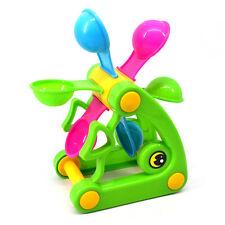New Water Sand Wheel Rolling Toys Kids Beach Seaside Educational Cute Gifts