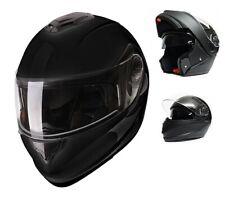 Modeka MV15 Motorradhelm Klapphelm Helm Motorrad Quad schwarz