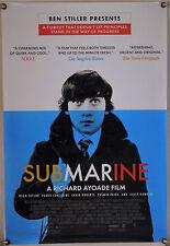 SUBMARINE DS ROLLED ORIG 1SH MOVIE POSTER CRAIG ROBERTS YASMIN PAIGE (2011)