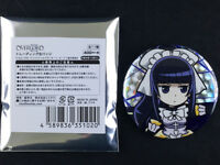 Overlord III Narberal Gamma Hologram Trading Can Badge Pin Lemitas New
