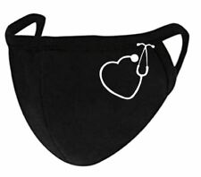 Cotton Cloth Face Mask With Design Free Shipping First Responders