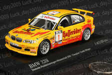 Minichamps Bwm 320i Dmsb Pvm 2004 Champion #1 Claudia Hürtgen 1/43