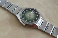 Vintage Seiko Actus SS 25 Jewels Automatic 6106 7690 Kanji March 1974 37mm