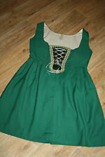 KL 4364 @ Vestido Dirndl @ Blusa vestidos típicos @ Balkonette @ Vintage @