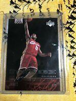 2003-04 LeBron James Upper Deck Star Rookie #301 RC Nice card! Cavaliers LAKERS