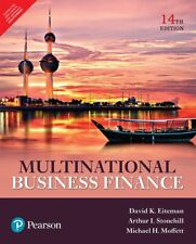 Multinational Business Finance, 14E by Eiteman David and I. Stonehill Arthur