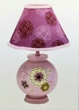 Purple Lamp & Shade by NoJo (Collection)