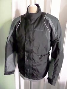 GERMOT Motorrad Jacke Motorradjacke Fashion Bikerjacke BIKER Schutzkleidung 2XL