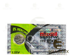 1 Pc Maxell 399 SR927W AG7 LR927 Silver Oxide Battery 1.55 Volt Watch Cell