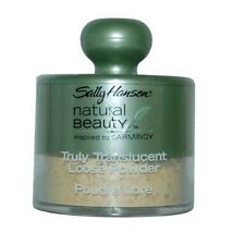 Sally Hansen Natural Beauty Truly Translucent Loose Powder 01 Neutralizer RARE