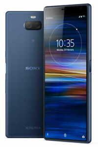 Sony Xperia 10 64GB - Unlocked - Navy - 4G - Android Smartphone - Original Box