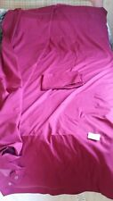 Wilko Single Raspberry 100% Cotton Duvet Set