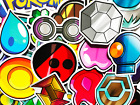 33 Pokemon Badges Anime Cartoon Laptop Wall Stickers Cool Dope BY
