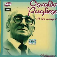 Osvaldo Pugliese - Los Amigos [New CD]