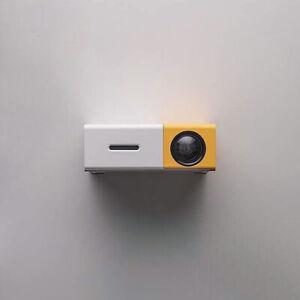 Mini LED Projector iPhone Compatible (Secret Projector)