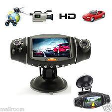 "R310 FHD Dual Lens 2,7 ""LCD HD Tragbare Auto Kamera DVR KFZ GPS Video Recorder"