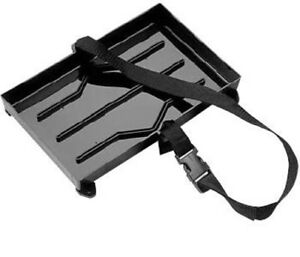 Batteriehalterung mit Befestigungsband Batteriehalter Batteriebefestigung