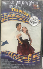The Pirate Staring Judy Garland Gene Kelly Beta Hi-Fi Betamax Brand New In Wrap